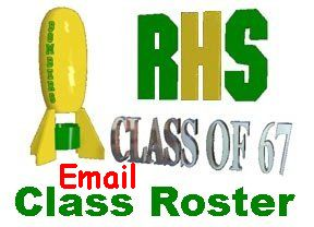 67 Class Roster
